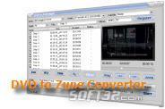 3Q DVD to Zune Converter Screenshot