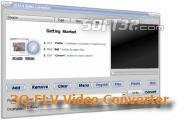 3Q Flash Video Converter Screenshot