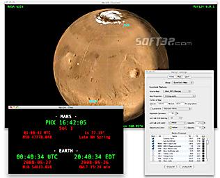 Mars24 Screenshot