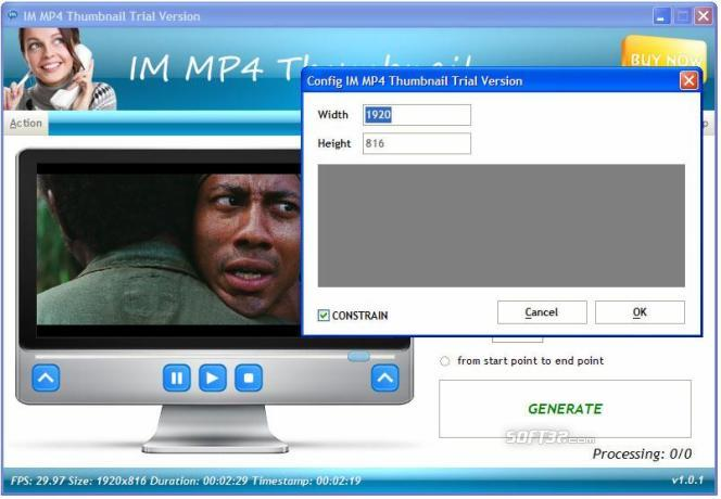 IM MP4 Thumbnail Screenshot 2
