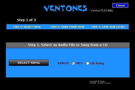 Ventones Free Ringtones Screenshot 3
