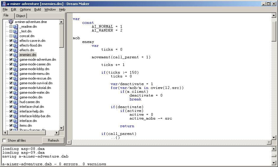 BYOND Screenshot 4