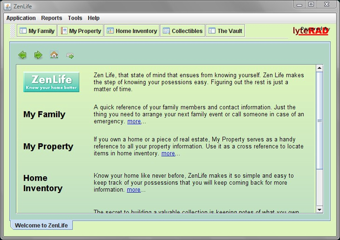 ZenLife Screenshot 1