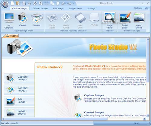 Systweak PhotoStudio Screenshot 3