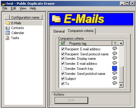Public Duplicate Eraser Screenshot