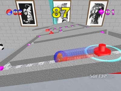 Super Gerball Screenshot 1