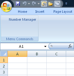 ConnectCode Number Manager Screenshot 1