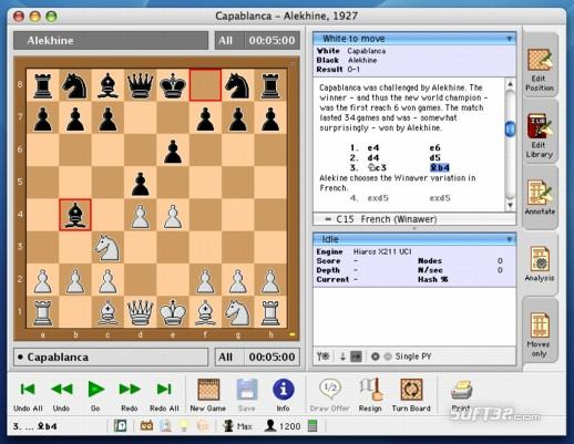 Sigma Chess Screenshot