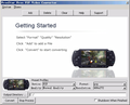 FreeStar Free PSP Video Converter Freeware 1