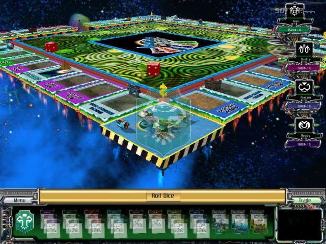 Monopoly Galactic Imperia Screenshot 3