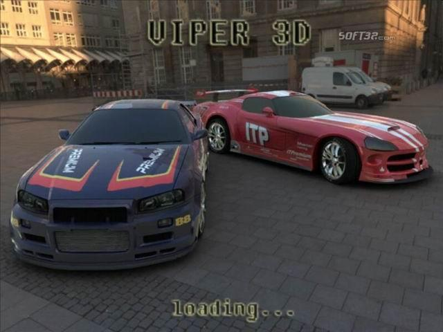 Viper 3D Screenshot
