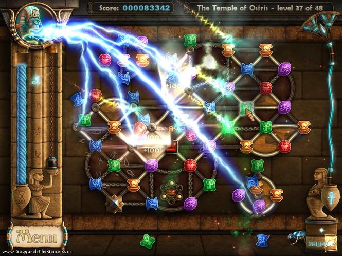Saqqarah Screenshot 1