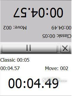 Go Chess Clock Screenshot 2