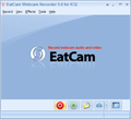 EatCam Webcam Recorder for ICQ 1