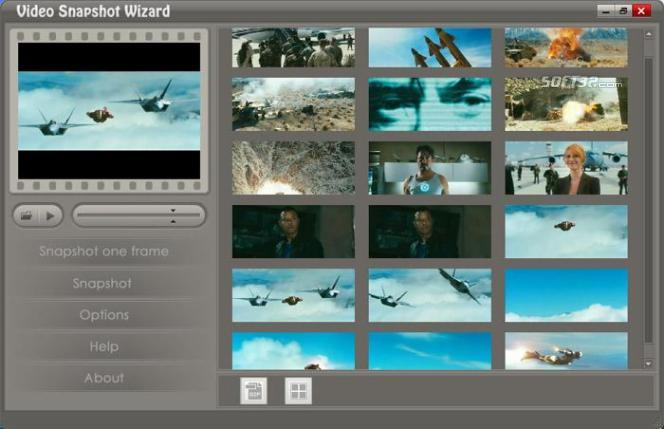 Video Snapshot Wizard Screenshot 3