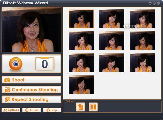 Bitsoft Webcam Wizard Screenshot 3