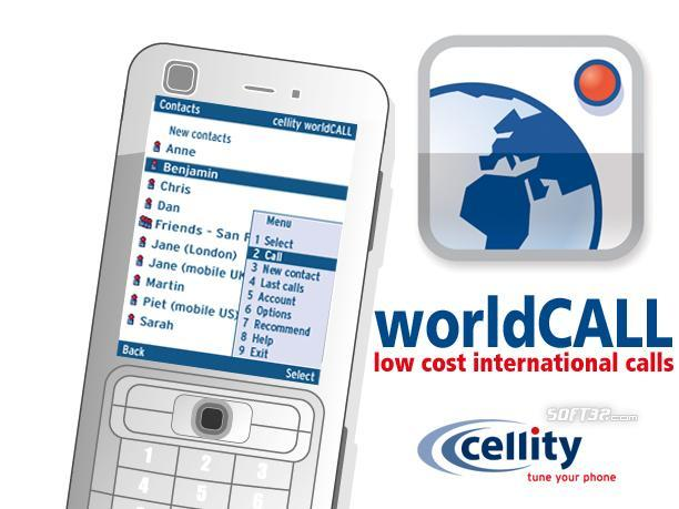 cellity worldCALL Screenshot 1