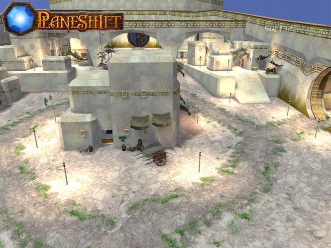 PlaneShift Screenshot 2