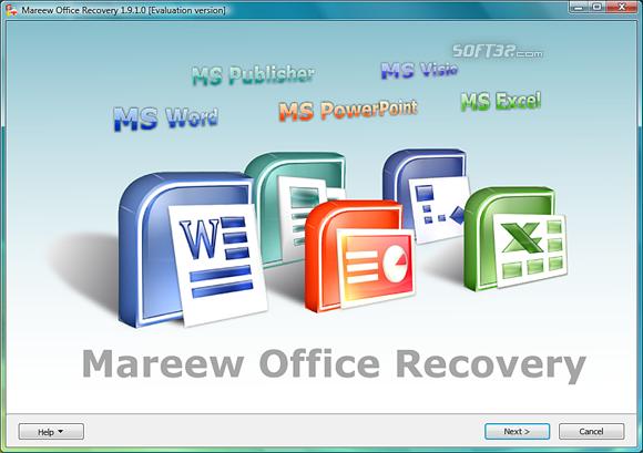 Mareew Office Recovery Screenshot 3