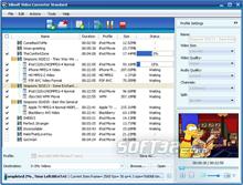 Xilisoft Video Converter Standard Screenshot 3
