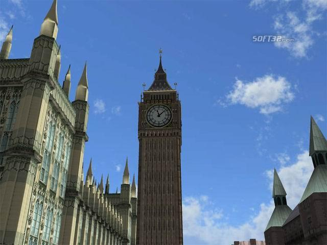 Old Big Ben 3D Screenshot 1