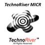 TechnoRiver MICR Font 1