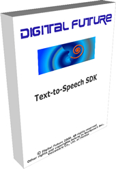 Digital Future Text-to-Speech SDK Screenshot 1