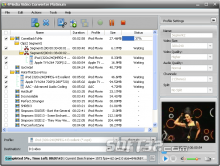 4Media Video Converter Platinum Screenshot 3
