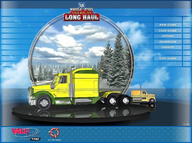 18 Wheels of Steel American Long Haul Screenshot 3