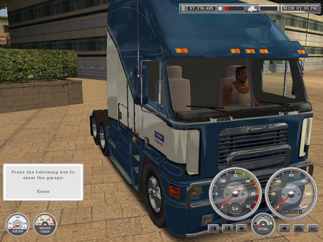 18 Wheels of Steel American Long Haul Screenshot 2