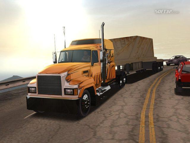 18 Wheels of Steel American Long Haul Screenshot