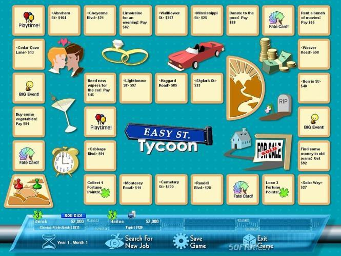 Easy St. Tycoon Screenshot 1