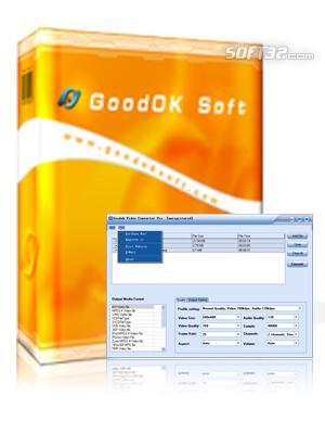 GoodOk Video Converter Pro Screenshot 3