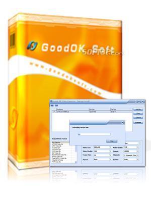 GoodOK ASF Video Converter Screenshot 3