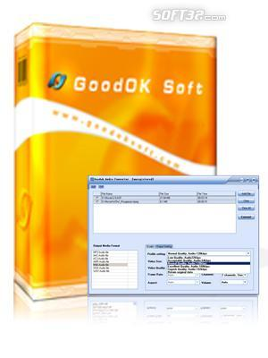 GoodOk Audio Converter Screenshot 3
