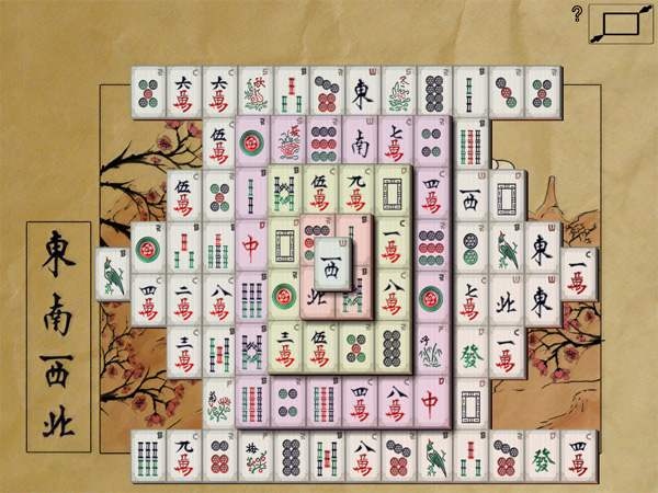 Mahjong Mac In Poculis Screenshot