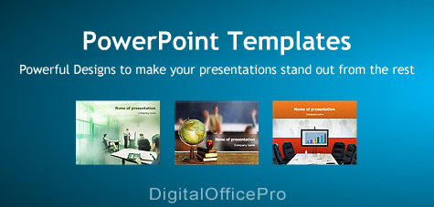 Free PowerPoint Templates Screenshot