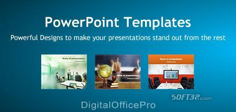 Free PowerPoint Templates Screenshot 3