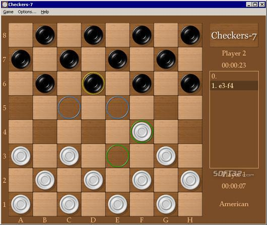 Checkers-7 Screenshot 3