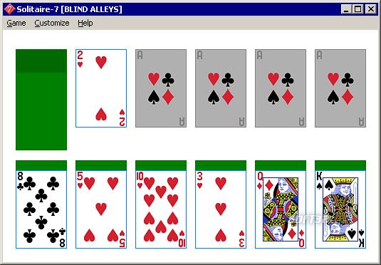 Solitaire-7 Screenshot 3
