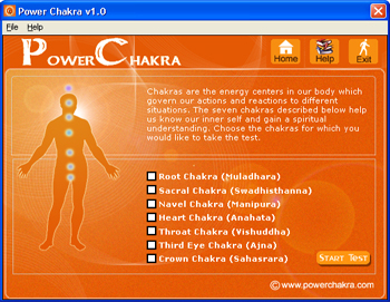 Power Chakra Screenshot 2