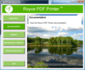 Royce PDF Printer 3