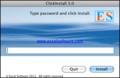 ClickInstall MacOSX 1
