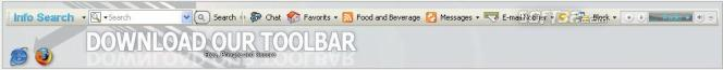 Food Beverage Toolbar FF Screenshot 1