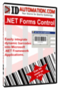 GS1 DataBar Windows Forms Control 1