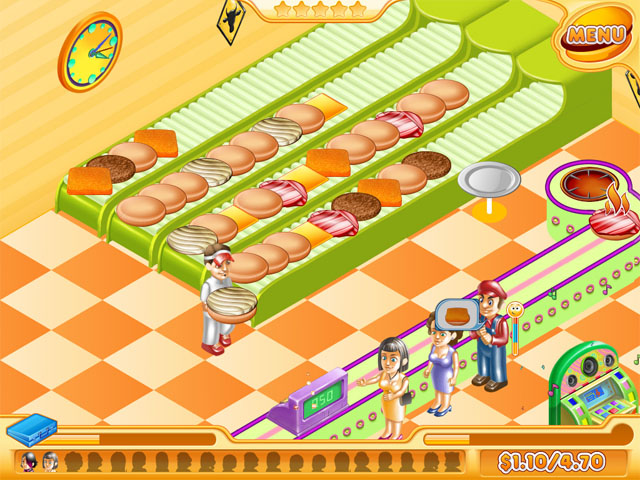 Stand OFood 2 Screenshot 1