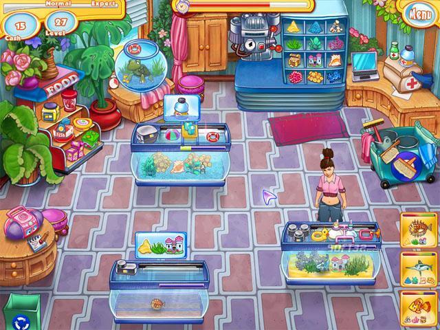 Jennys Fish Shop Screenshot 3