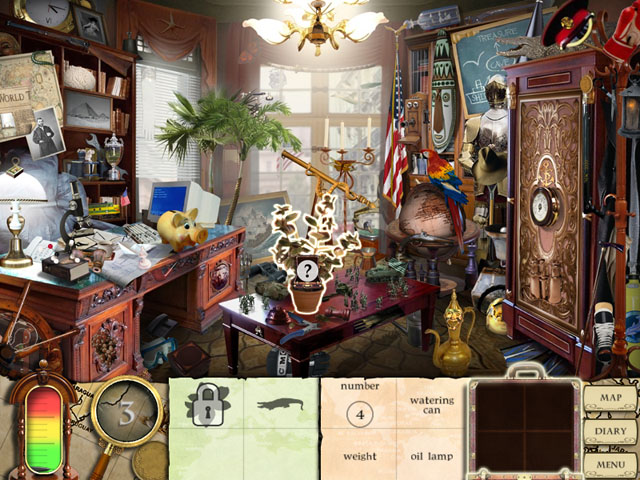 Treasure Masters, Inc. Screenshot 1