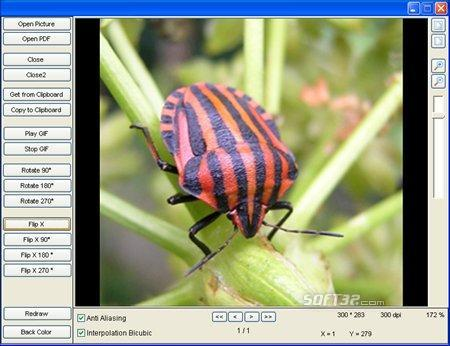 GdViewer Pro ActiveX - Site License Screenshot 3