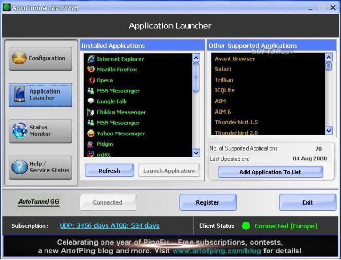 AutoTunnel GG Screenshot 3